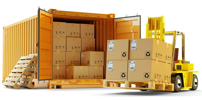 Container of Cargo Consignment